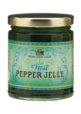 Mint Pepper Jelly